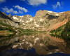 Lake Isabelle, Indian Peaks National Wilderness, CO