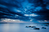 Two Minute Blue Hour, Lake Sam Rayburn TX
