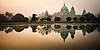 Victoria Memorial Sunrise, Kolkata India