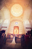 """Cathedral Love, Houston TX<br /> <br /> This is an artist signature edit of Rachel and Ryan's gorgeous wedding ceremony venue, the Co-Cathedral of the Sacred Heart in downtown Houston.  This cathedral was massive!  By far the largest I've ever seen.  It was a fitting wedding venue for a massive love story!<br /> <br /> Like most church weddings, the cathedral was poorly lit and had somewhat of a sterile feel to it.  I tried to make it a little more organic and dramatic in my edit.  I added some texture to create the organic feel and I added contrast to bring out the drama of the huge cathedral but making sure that Rachel and Ryan do not get lost in mix.  What do you think?<br /> <br /> Montana wedding photography by Billings Montana wedding photographer Paul Bellinger.  An artistic vision for dramatic fine art photography as unique as your love story.  How do you dream of being photographed?  Contact Billings Montana wedding photographer Paul Bellinger for any wedding destination.   <a href=""""http://www.paulbellinger.com"""">http://www.paulbellinger.com</a><br /> <br /> Critiques are always welcome.<br /> <br /> Daily photo: August 2, 2013, taken June 29, 2013"""