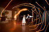 """Ladies First, Houston TX  These two danced up a storm at Bianca and Taylor's Houston wedding at Agave Road!  Bianca and Taylor had a wonderful day and danced the night away.  Check out Sarah's <a href=""""http://www.thesilhouettestudioblog.com/2013/05/agave-road-houston-wedding-photographer.html"""">blog post</a> for more beautiful photos from this Houston wedding.  This is a single 0.8 second exposure edited in Lightroom 4.  The light flare and streaks were created entirely in camera.  I used a speedlite on the camera to freeze the children in place, while leaving the shutter open long enough to create the light streaks.  I've seen a lot of wedding photographers use this technique and always thought it was fitting for crazy receptions, because it conveys movement and a little craziness.  Sarah and I have used this technique a few times since and always have fun playing around with it.  Critiques are always welcome.  Daily photo: May 23, 2013, taken May 03, 2013"""